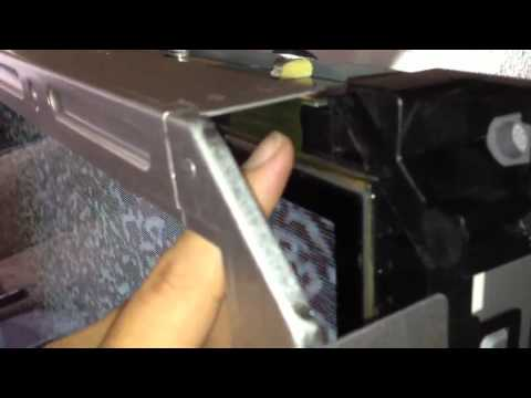 Part 1 of 2 How to fix a Samsung tv w lines / ghosting