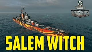 World Of Warships - The Salem Witch