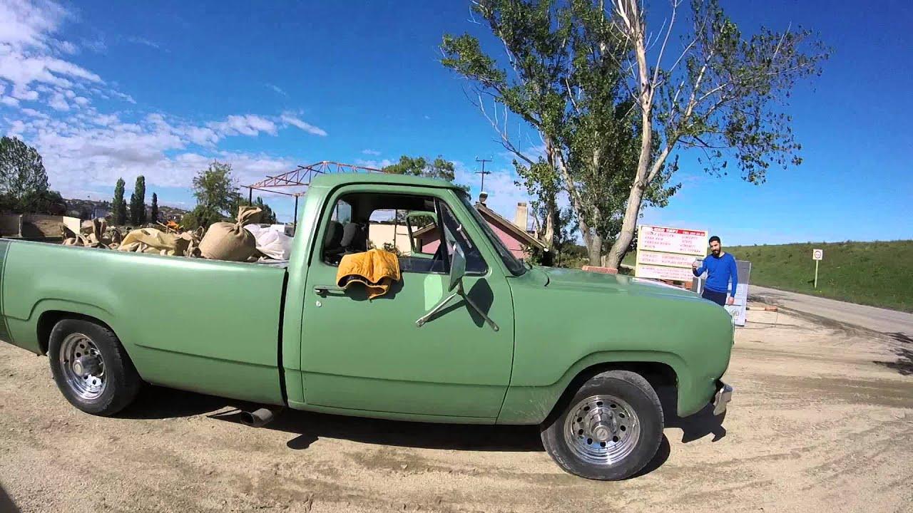 1980 Dodge Ram D150 Edrne Youtube Pickup Truck