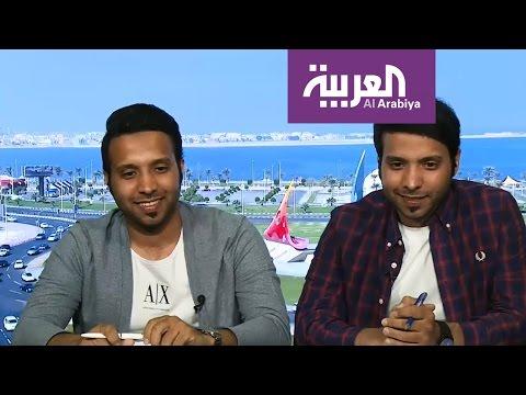 تفاعلكم : توأمان سعوديان يمزجان كرة القدم بالمقالب والكوميديا على يوتيوب  - 19:21-2017 / 4 / 20