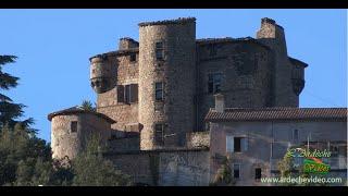 Ardèche - Chateau de Meyras
