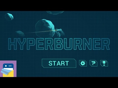 Hyperburner: iOS iPhone 6S Gameplay Hands-On Preview (By Bad Potion)