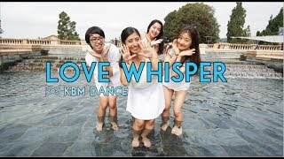 Video [IN WATER] KBM Dance | 여자친구 GFRIEND - 귀를 기울이면 (LOVE WHISPER) Dance Cover 댄스 커버 download MP3, 3GP, MP4, WEBM, AVI, FLV September 2017