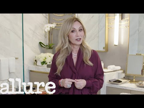 Anastasia Beverly Hills' Billionaire Bathroom Tour | Beauty Spaces | Allure