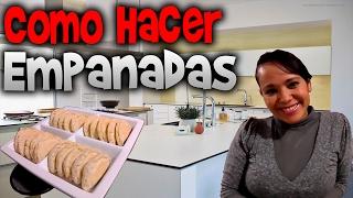 EMPANADAS DE PIÑA Y CAJETA PASO A PASO Gina Cakes