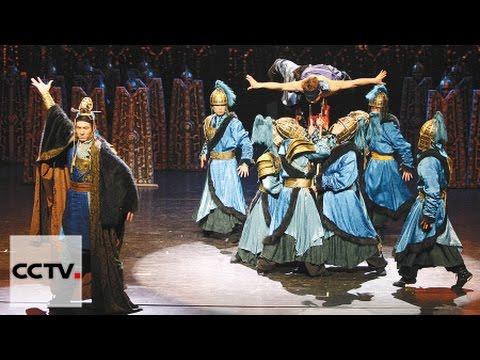 Путешествие по звукамСерия 18 Дух танца Чанъаня