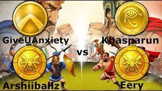 Age of Empires Online 2v2 (PVP Return!)