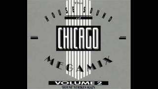 The House Sound Of Chicago Megamix Volume 2 The Rare Groove Mix