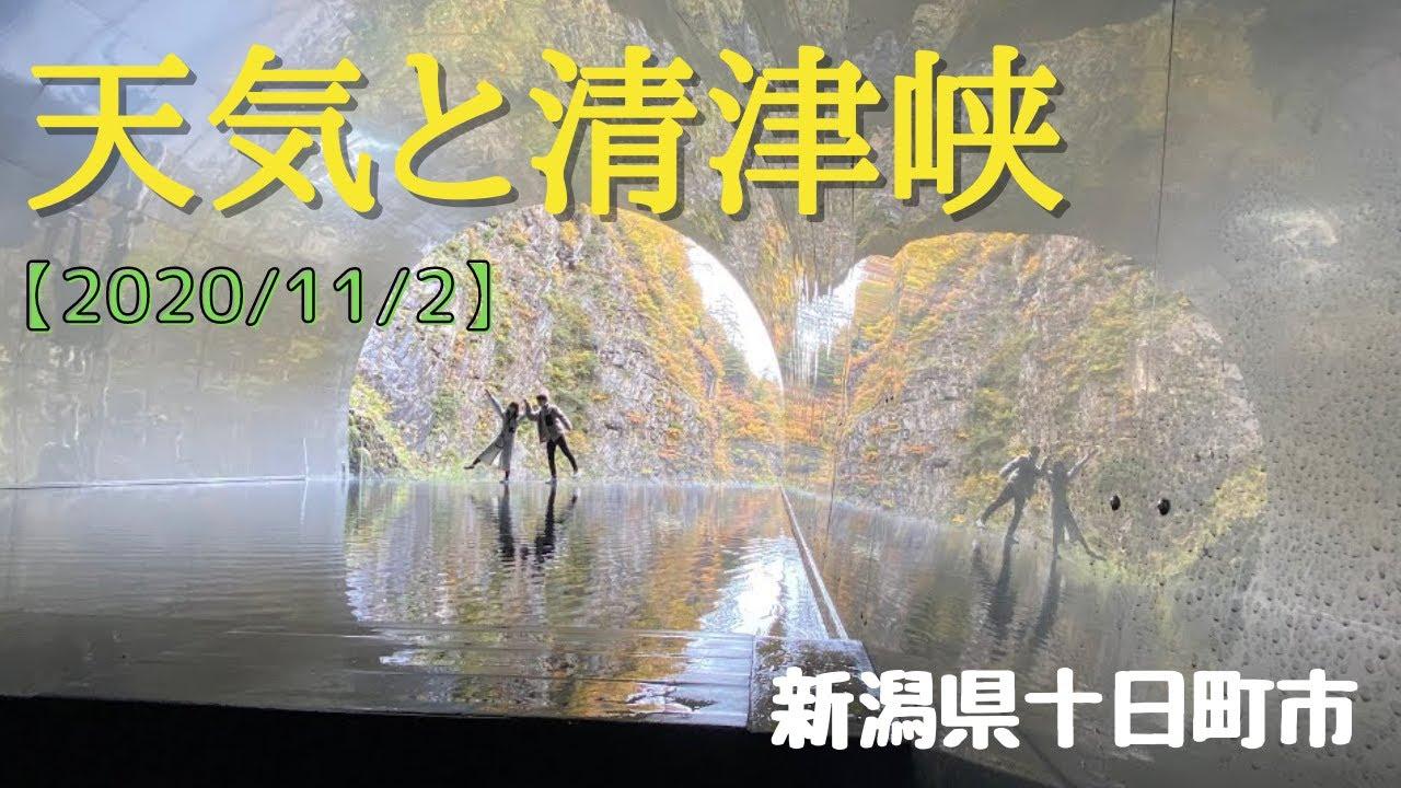 新潟 県 十日町 市 天気