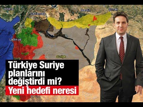 Batuhan Yaşar    Türkiye Suriye planlarını değiştirdi mi  Yeni hedefi neresi