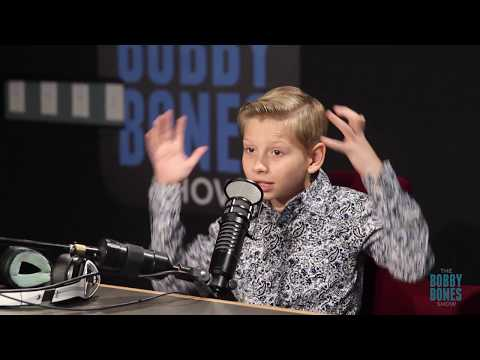 The Yodel Kid On The Bobby Bones Show