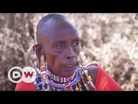 Maasai save Kenyan elephants | DW English