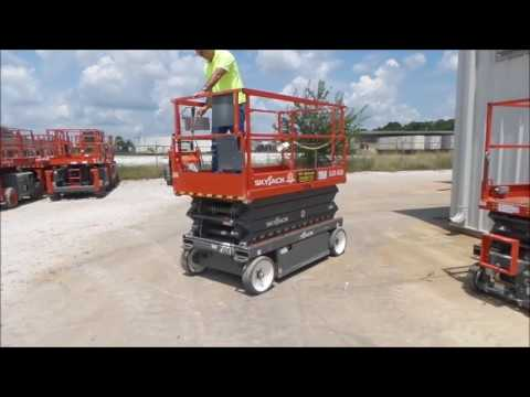 hqdefault 2015 sky jack sjiii 4626 scissor lift for sale no reserve skyjack sj7027 wiring diagram at bayanpartner.co