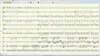 THE TERMINATOR - Marching band arrangement (Drum & Bugle Corps) - build 20111101.2048
