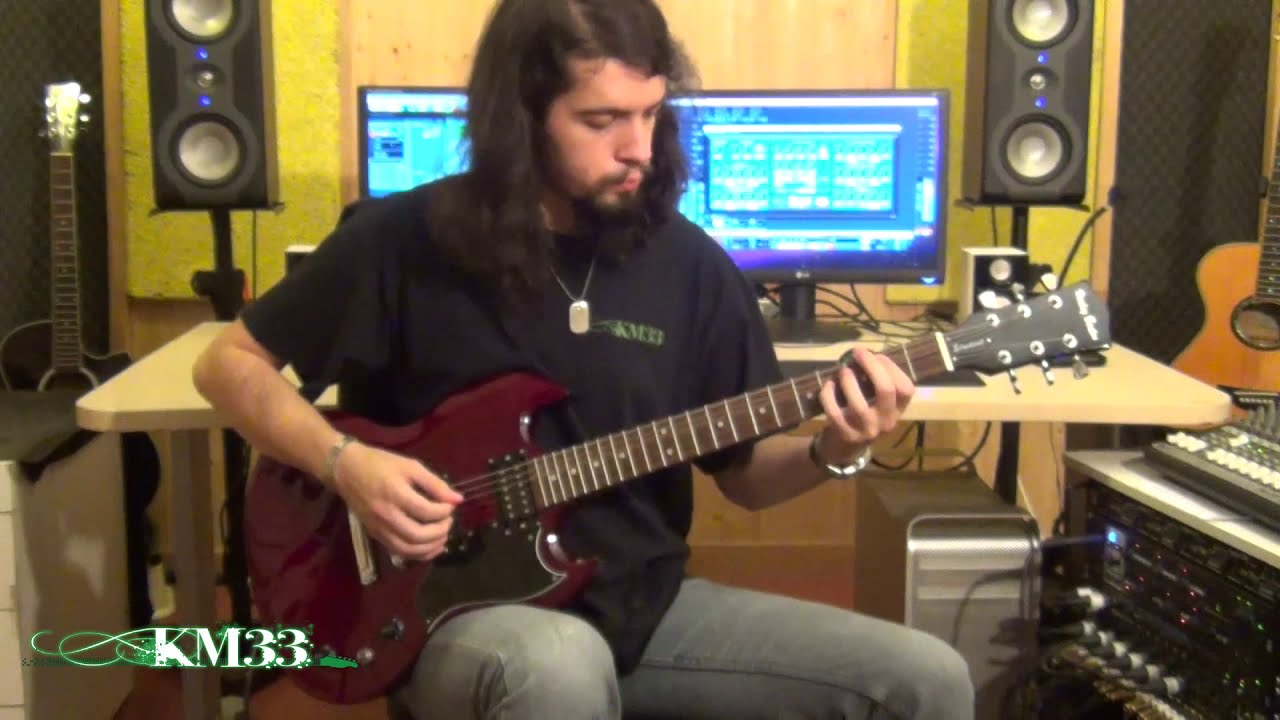 AC/DC - Thunderstruck (Guitar Tutorial) - YouTube