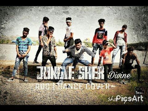 Jungli Sher - DIVINE - Dance Cover - RDC...
