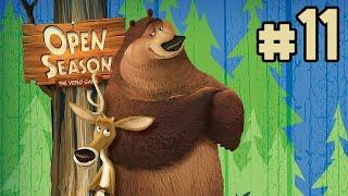 Open Season - Mission 11 - Crazy Quackers [HD] (Xbox 360, PS2, PC, Gamecube)