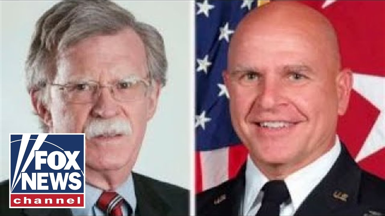 Trump Fires John Bolton In Final Break After Months Of Internal Policy Division