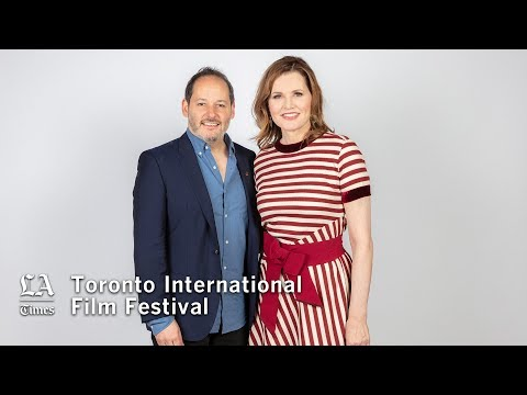 Geena Davis discusses women in Hollywood and the documentary 'This Changes Everything'  TIFF 2018