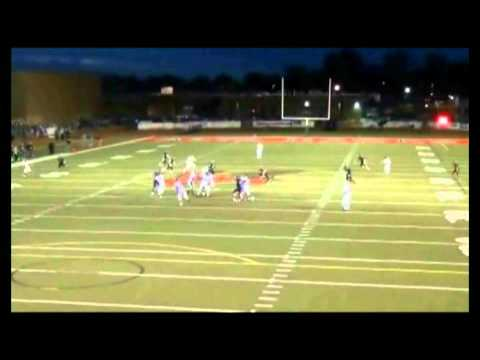 Taylor Loomis 2011 Football Highlights - Jordan High School / Class of 2012