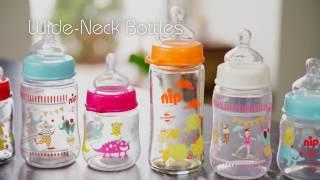 Антиколиковая бутылочка Nip. Как выбрать бутылочку для кормления?