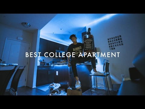 THE BEST COLLEGE APARTMENT