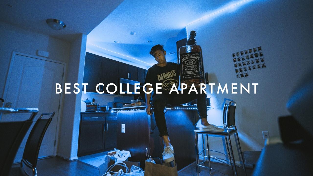 The Best College Apartment
