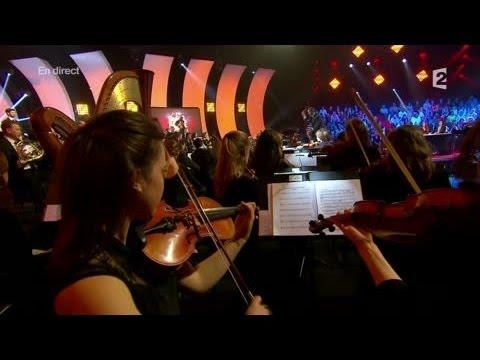 """L'orchestre Lamoureux Interprète """" La Marche Nuptiale"""" De Mendelssohn La Grande Battle 08/04/2014"""