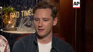 My First Performance: Lewis Pullman