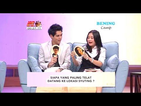 Prilly & Maxime - Cerita Dewi Sandra 25 Maret 2017