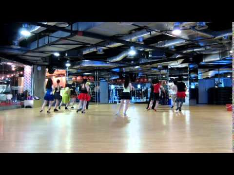 Kharisma Cinta  - Line Dance- Edwin P Napitu