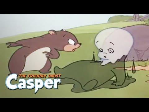 Casper the Friendly Ghost | Ground Hog Play | Casper Full Episode | Kids Cartoon | Videos For Kids