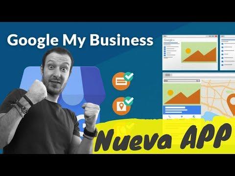 MEJORA LA VISIBILIDAD de TU NEGOCIO EN GOOGLE con la App de Google My Business