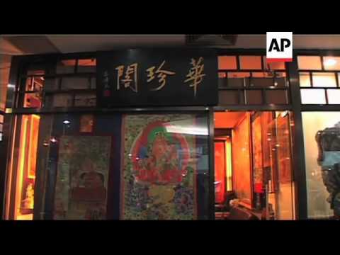 Fakes flood the Beijing antiques market