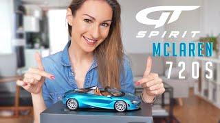 McLaren 720s Spider 1:18 Model GT Sirit
