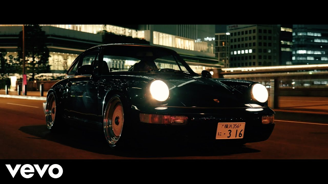 HAYASA G x Kazu - Last Time | Night Drive Scene