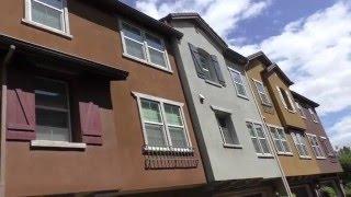 США 3891: Townhouse, Sunnyvale, $970,000 - 3 спальни, 2.5 туалета, почти новый