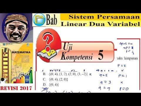 Uji Kompetensi 6 Matematika Kelas 8 Semester 2 Hal 46