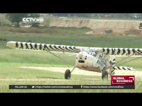 Aviation start-up creates niche market in South Africa