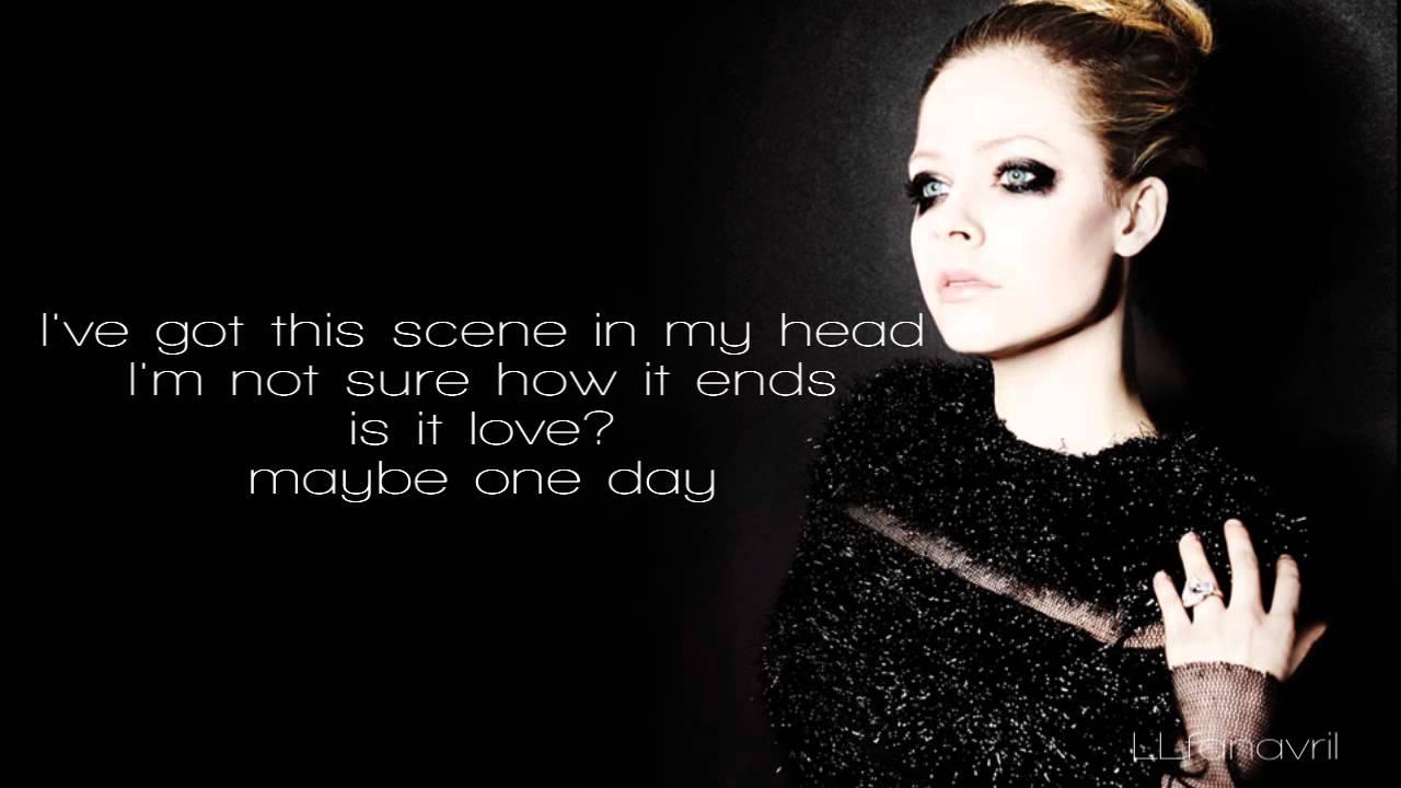 Avril Lavigne - Give You What You Like (Lyrics) 🎵 - YouTube