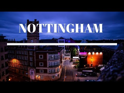Top 10 Places to Visit in Nottingham