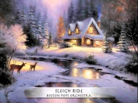Sleigh Ride - Boston Pops Orchestra