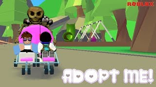 ROBLOX - ADOPT ME - GRANDMA ADOPTS US!!!