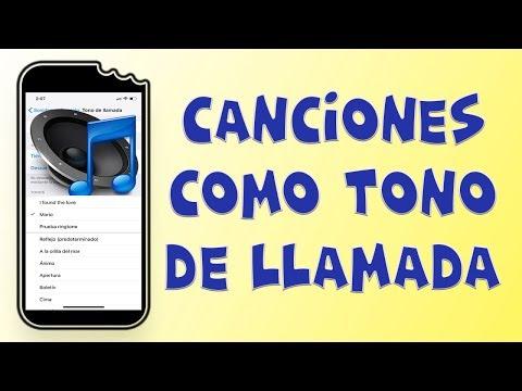 Poner Canciones como Tono de Llamada en iPhone Sin PC Sin Jailbreak 2018