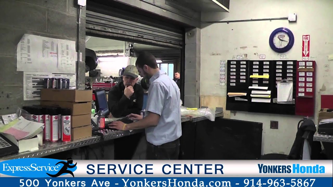 yonkers honda service center 500 yonkers ave youtube