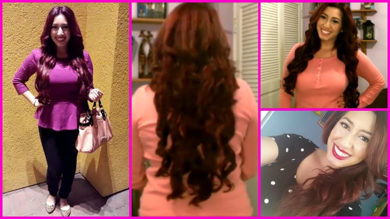 An Honest Bellami Hair Extensions Review Demo In Vibrant Red