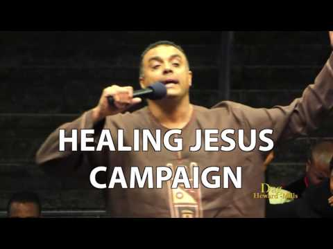 HEALING JESUS CAMPAIGN,  EAST LONDON, SOUTH AFRICA, DAY 02