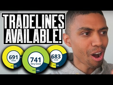 TRADELINES AVAILABLE! || CREDIT FOR HOME PURCHASE || REMOVE COLLECTORS FROM REPORT CREDIT REPAIR