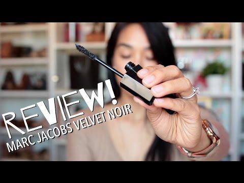 21ddd1fadfe Buy or Beware | Marc Jacobs Velvet Noir Mascara Review - YouTube