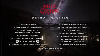 Alice Cooper - Detroit Stories - Official Pre-Listening